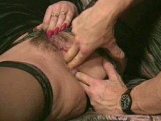 butt craving woman inside dark pantyhose