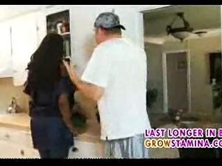 lady swap clean choco part1