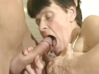 elderly grown-up gets on a fresh libido and lets