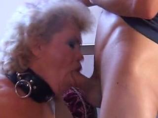 bondage with grandma