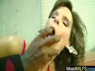 woman obtain drilled difficult by black dick vid31