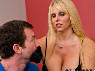desperate big-tit pale woman karen fisher into