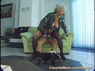 lady needs a young dick