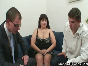 large boobed belle acquires two libidos