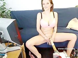 desperate banging mechanism webcam with joslyn