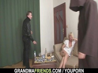 extremely impressive blond grownup needs amateur