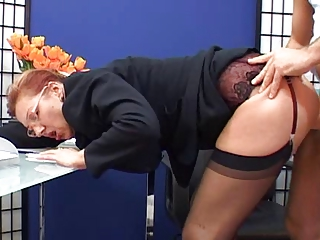 classy grownup assistant drilled